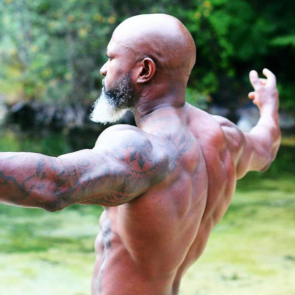 MADNESS MEDIA - Meet 50 year-old grandpa whose physique and sense of style you always aimed for