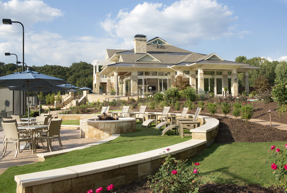 © Traci Rhoads Interior Design, Private Residences and Country Clubs, Rosewell, GA