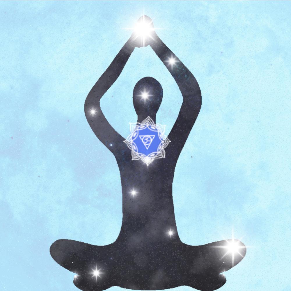 Vishuddha: express yourself