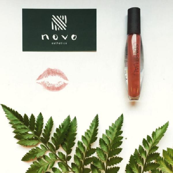 Client: Novo Esthetics Project: Branding, Website, Print Design