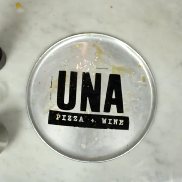 Client: UNA pizza + wine Project: Video, Graphic Design, Marketing