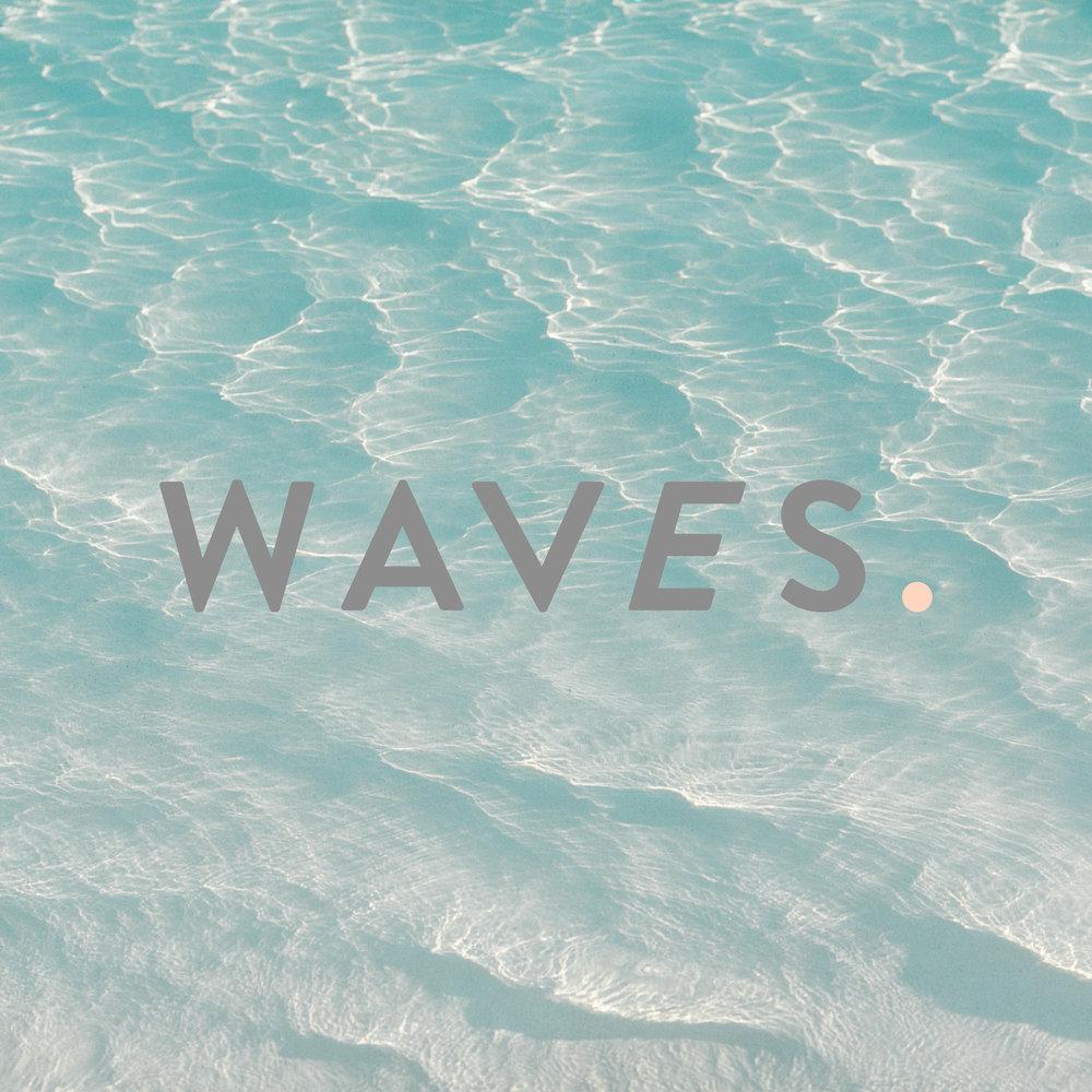 Client: Waves Social Project: Branding, Website, Illustration