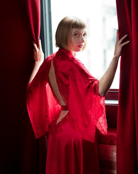 Audrey Amour: NOLA, Touring
