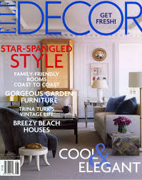 ELLE DECOR, AUGUST 2007