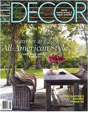 ELLE DECOR, JUL/AUG 2016
