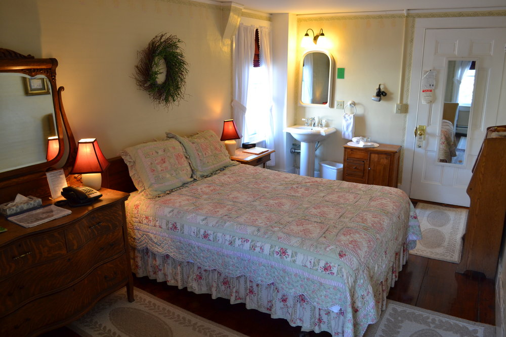 The Marshland Room - The Dowds' Country Inn - Lyme, NH