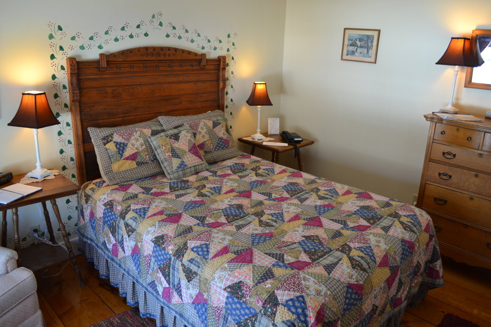 The Hinman Room - The Dowds' Country Inn - Lyme, NH