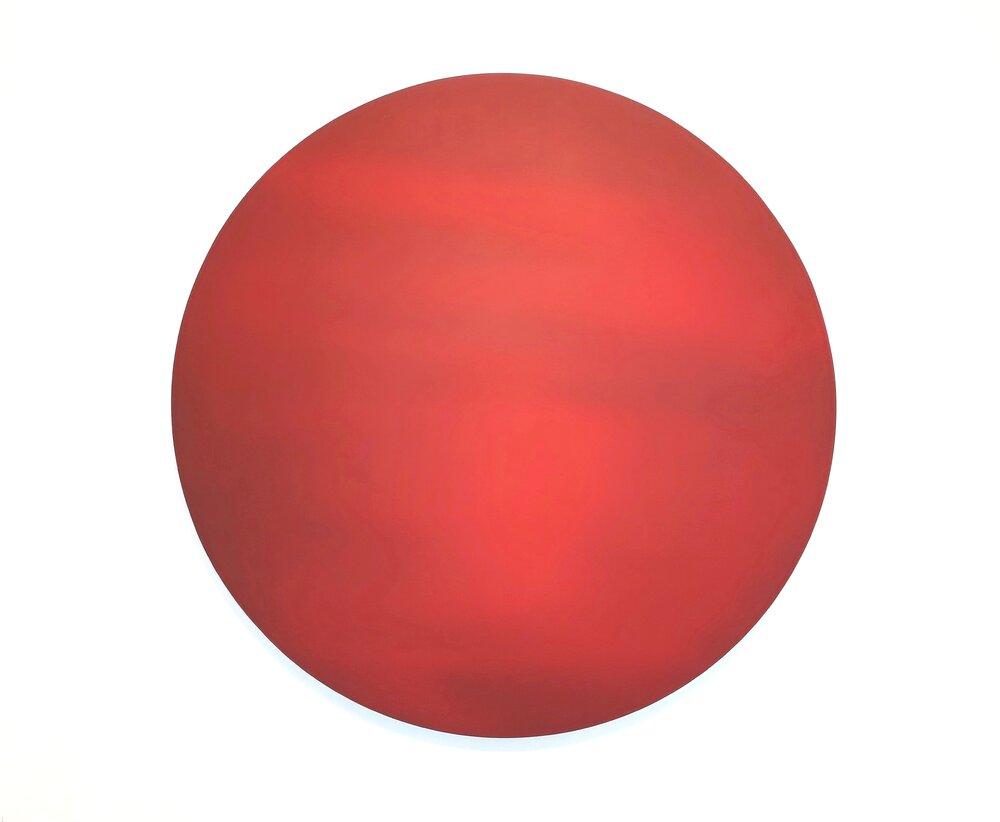 S.T (2018) - 160 x 160 cm - Acrílico sobre lienzo / Acrylic on canvas