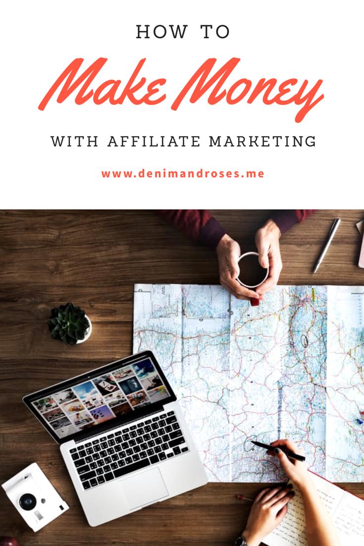 make extra money with affiliate marketing