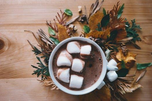 fall / winter hot chocolate