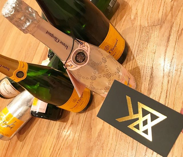 You are what you drink, Accustomed to Champagne #EightyKarats #RaisedonChampagne #LA #VeuveCliquot #PierreJouet #itaintforeverybody