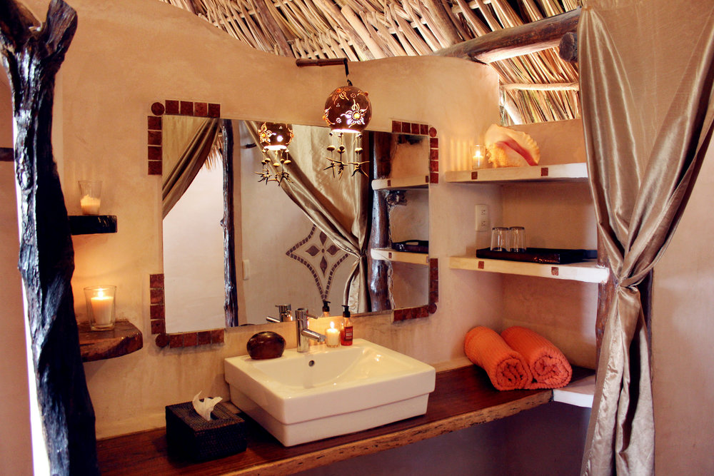 Room Semi Seaview Bathroom