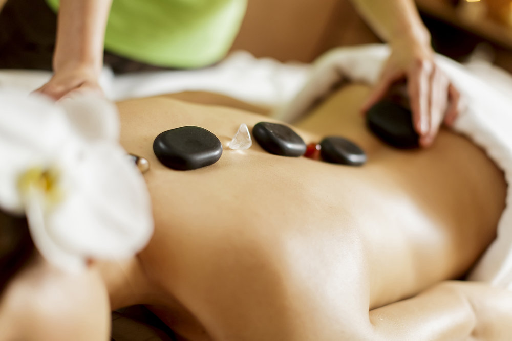 Hot Stone Therapy - 90 minutes for $75