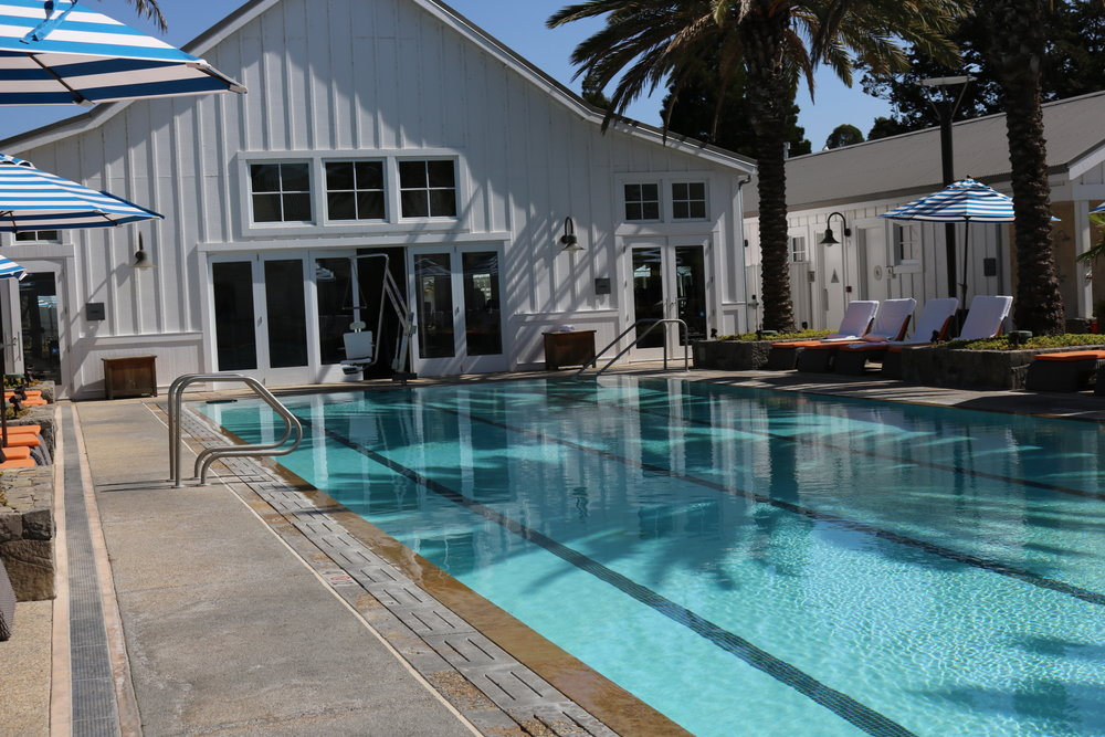 Carneros Inn, Family Pool