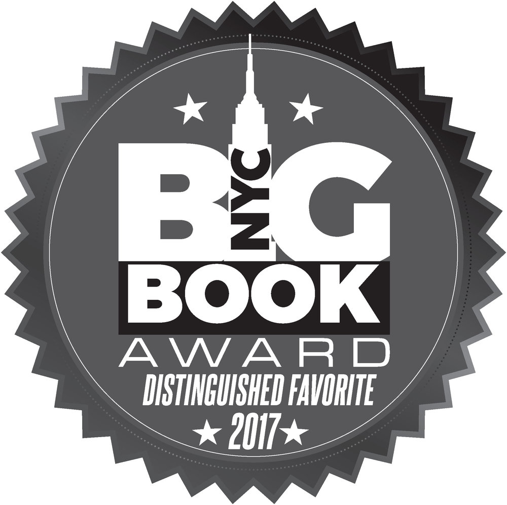 Silver Medal in Humor, 2017 NY City Big Book Award