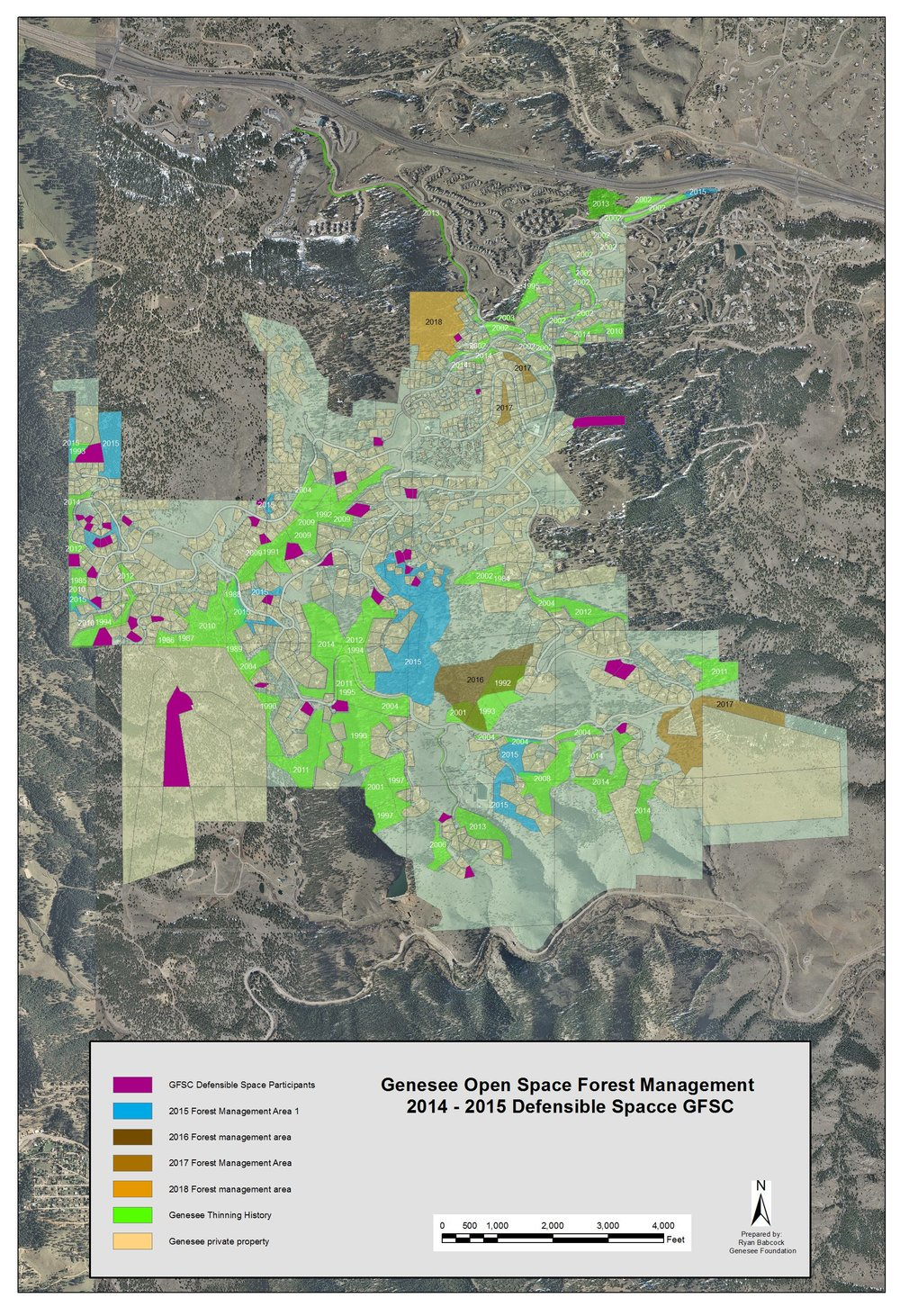 Defensible Space Overlay