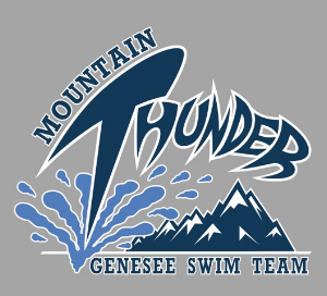 Mountain Thunder Swim Team Contact: Jen Prendeville 303-953-0587 geneseeswimteam@gmail.com