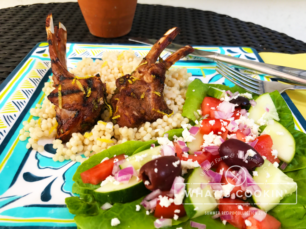 lamb-chops-lemon-couscous