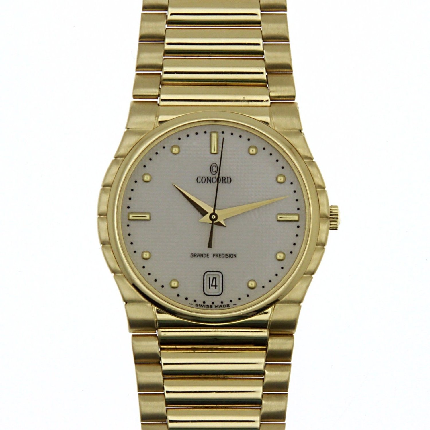 presidential date ct watch day watches diamond rolex mens yellow gold