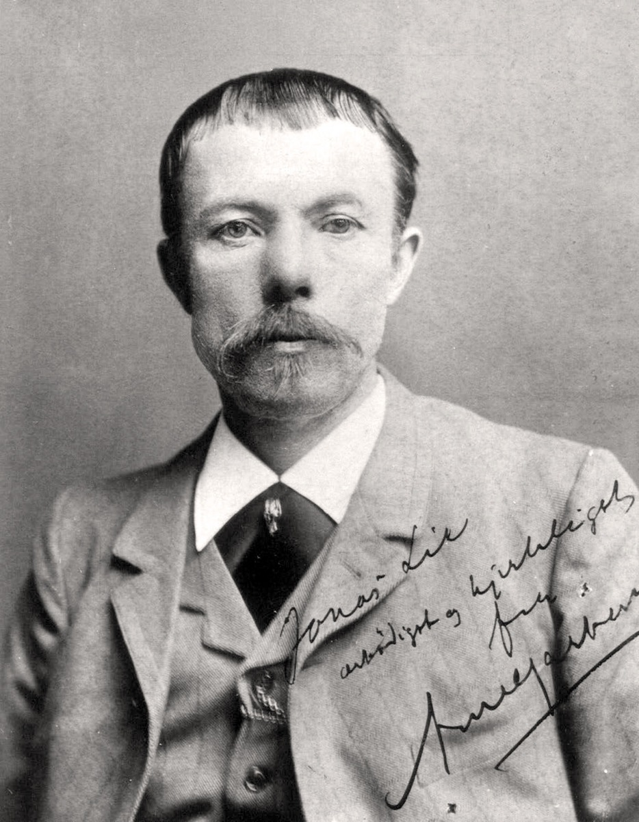 Foto fra 1880-årene