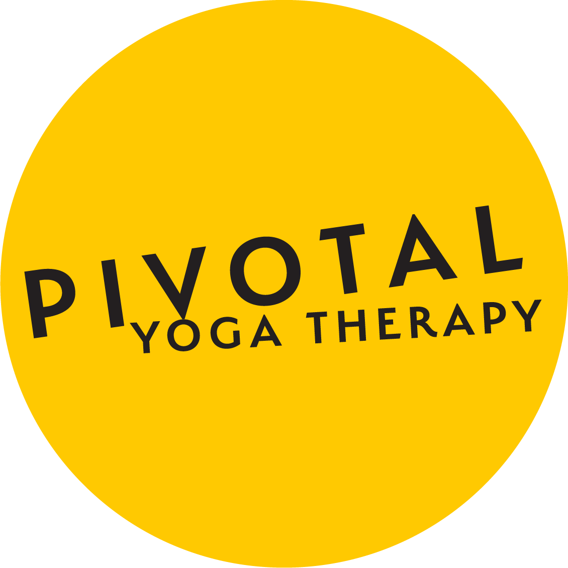 Pivotal Yoga Therapy
