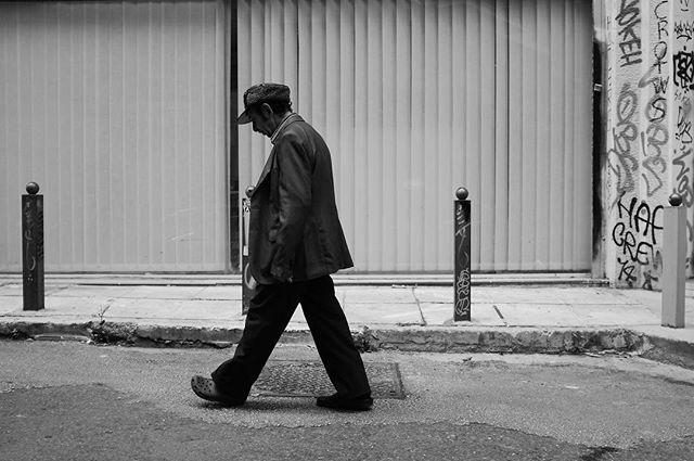 Athens, Greece (2016). - - - - #streetphotography #street #fujifilm #greece #athens #fuji #x100s
