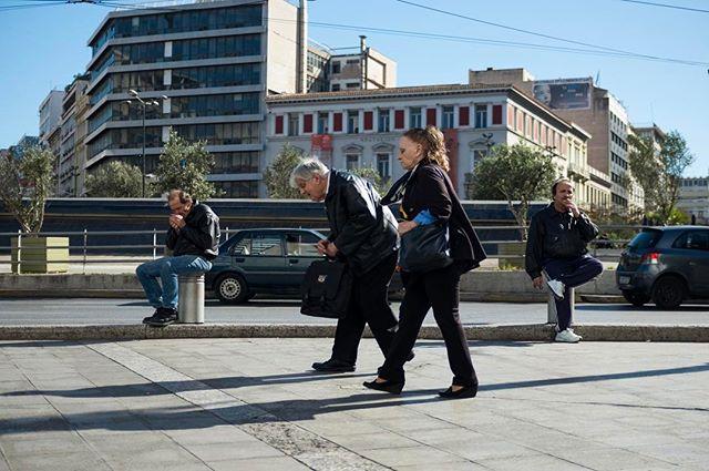 Shot in Athens, Greece (2016) - - - #streetphotography #street #greece #athens #greece #fujifilm #fuji #x100s