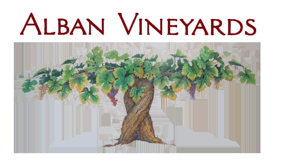 Mail List — Alban Vineyards