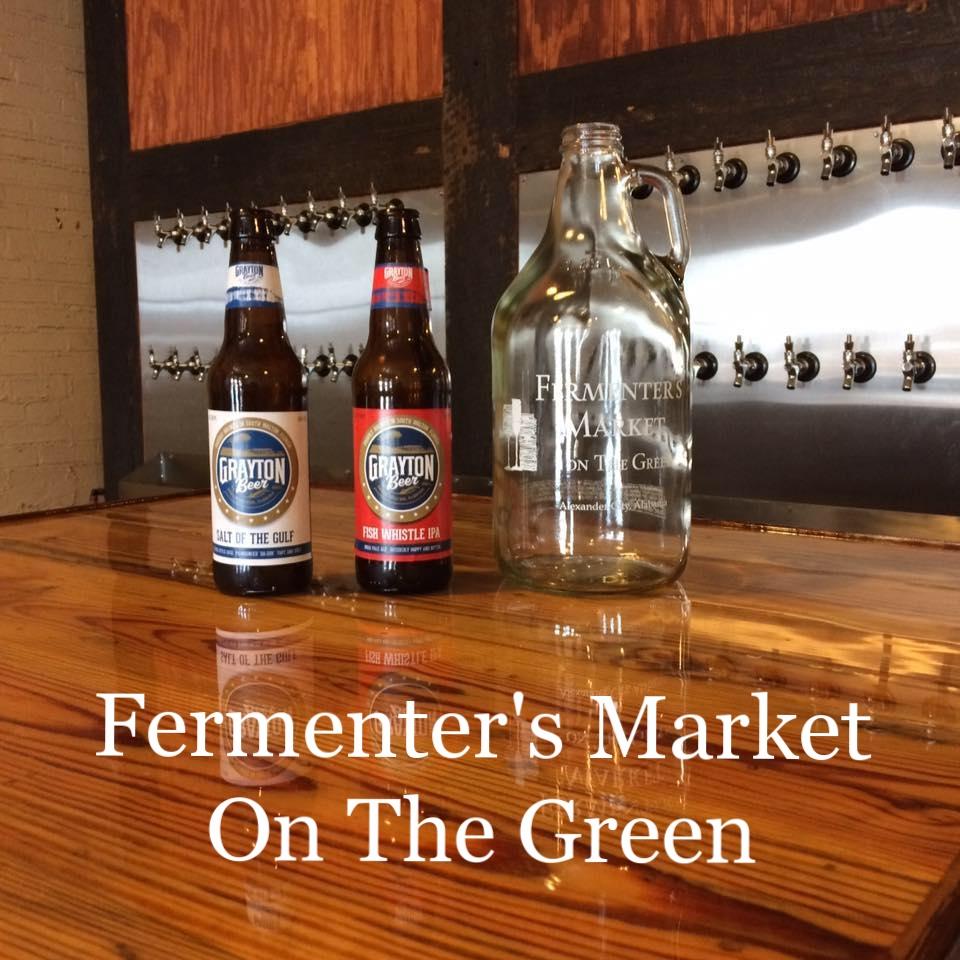 Fermenter's Market On The Green