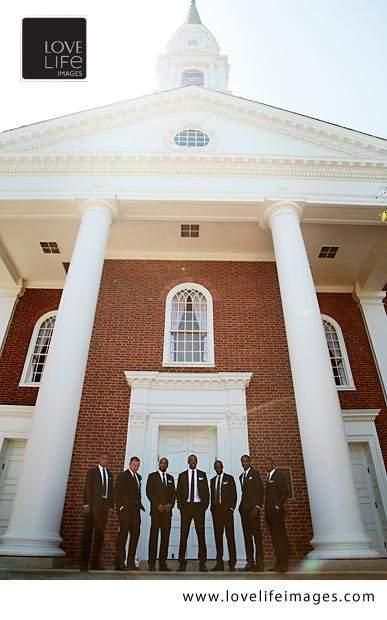University of Maryland Riggs Alumni Building wedding
