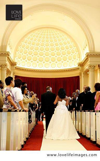 University of Maryland Riggs Alumni Building wedding