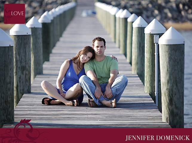 Chesapeake Bay Engagement Session
