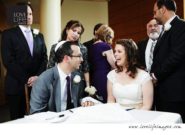 Strathmore Music Center Wedding