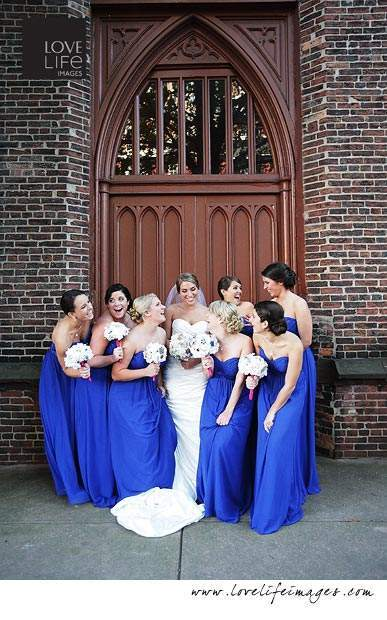 Westminster Hall wedding
