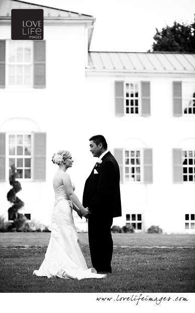 Historic Oakland Manor wedding