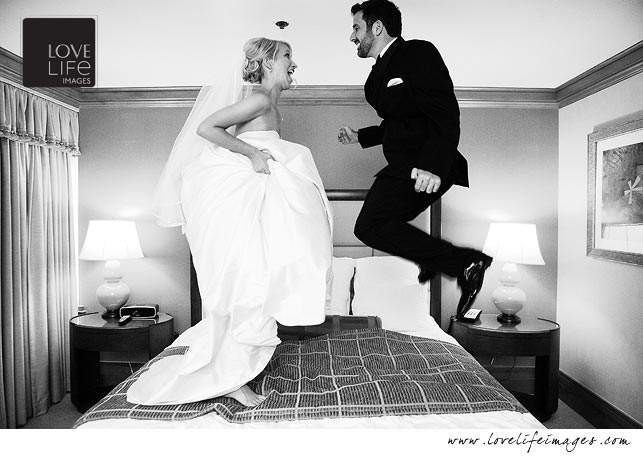 Mayflower Hotel DC wedding