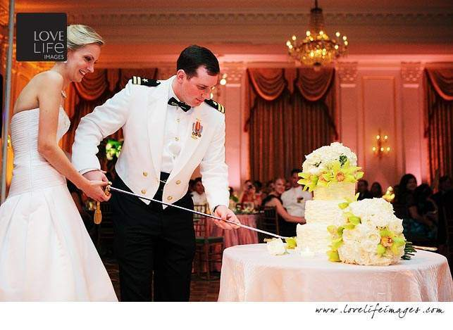 Omni Shoreham Hotel DC Wedding