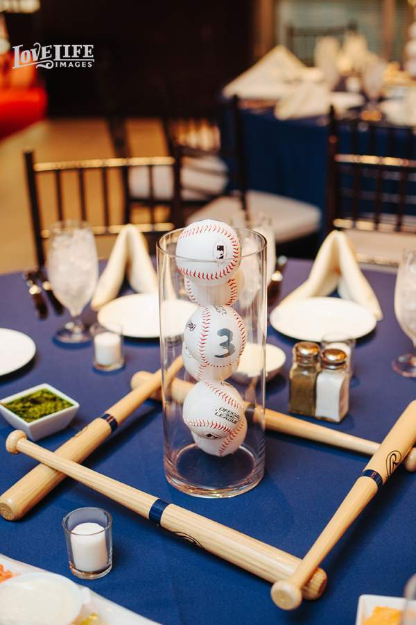 Nationals Park Wedding
