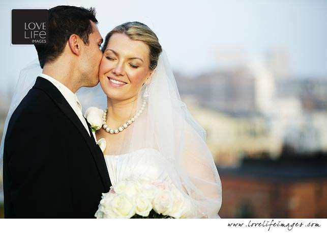 Royal Sonesta Harbor Court Hotel wedding in Baltimore