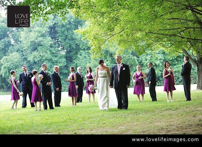 Fairfax Virginia wedding