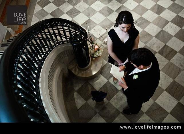 Carnegie Institute DC Wedding