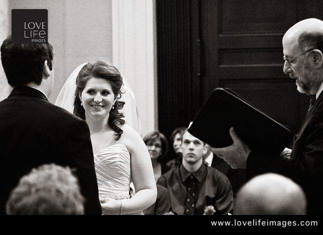 Carnegie Institute DC Wedding