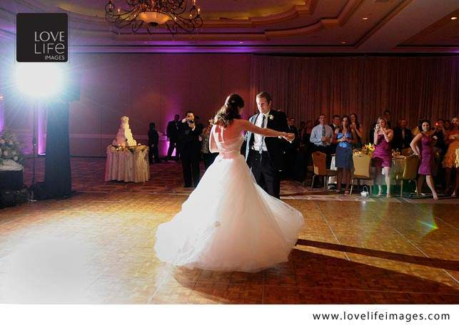 Ritz Carlton DC wedding