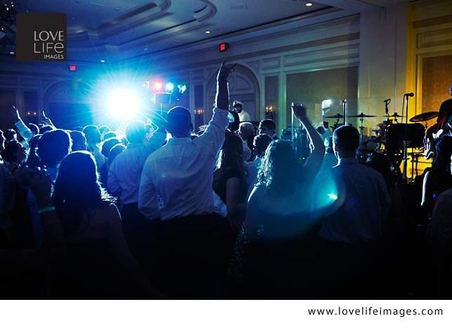 Ritz Carlton DC wedding
