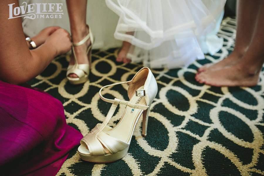 Hotel Monaco wedding