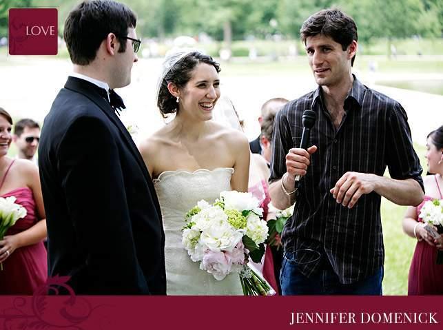 River Farm wedding
