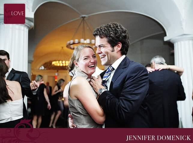 Hotel Monaco DC wedding