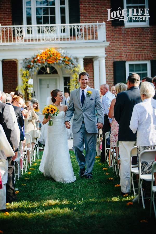 Brittland Manor MD Wedding
