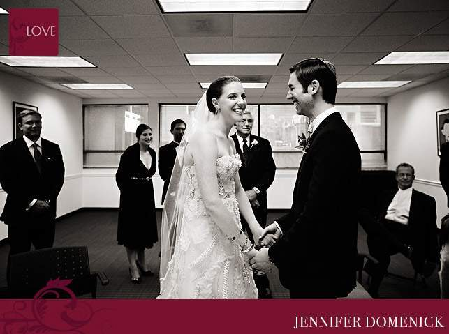The Anderson House DC wedding