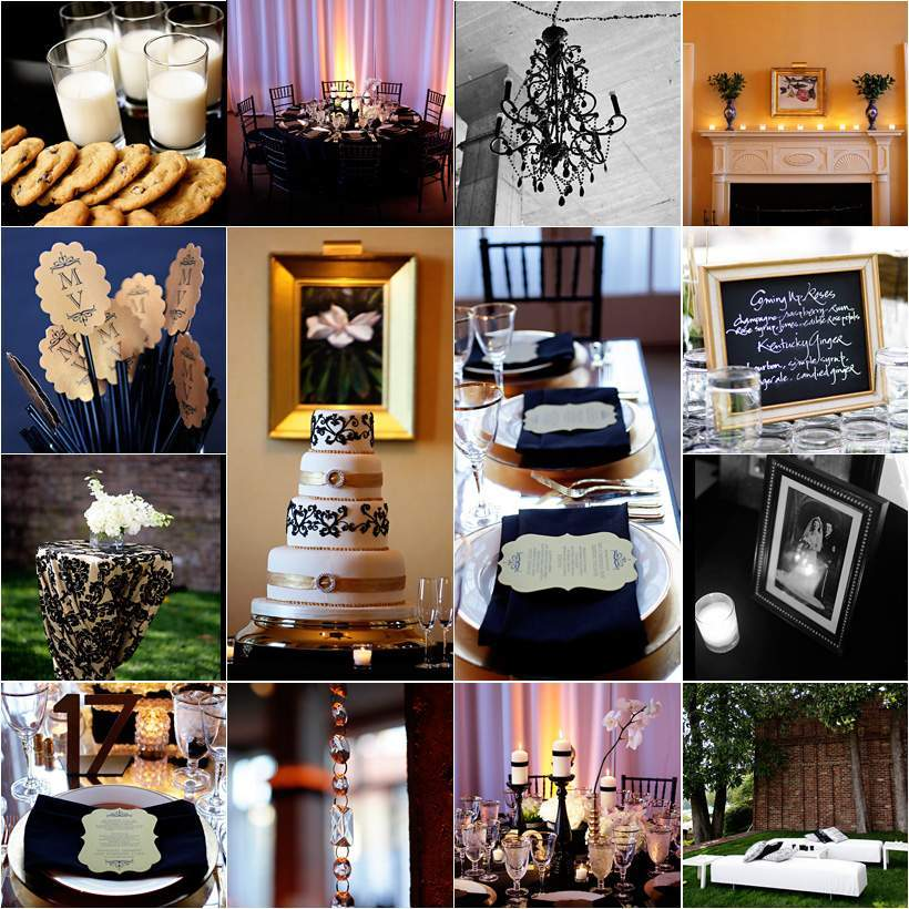 DC wedding inspiration board